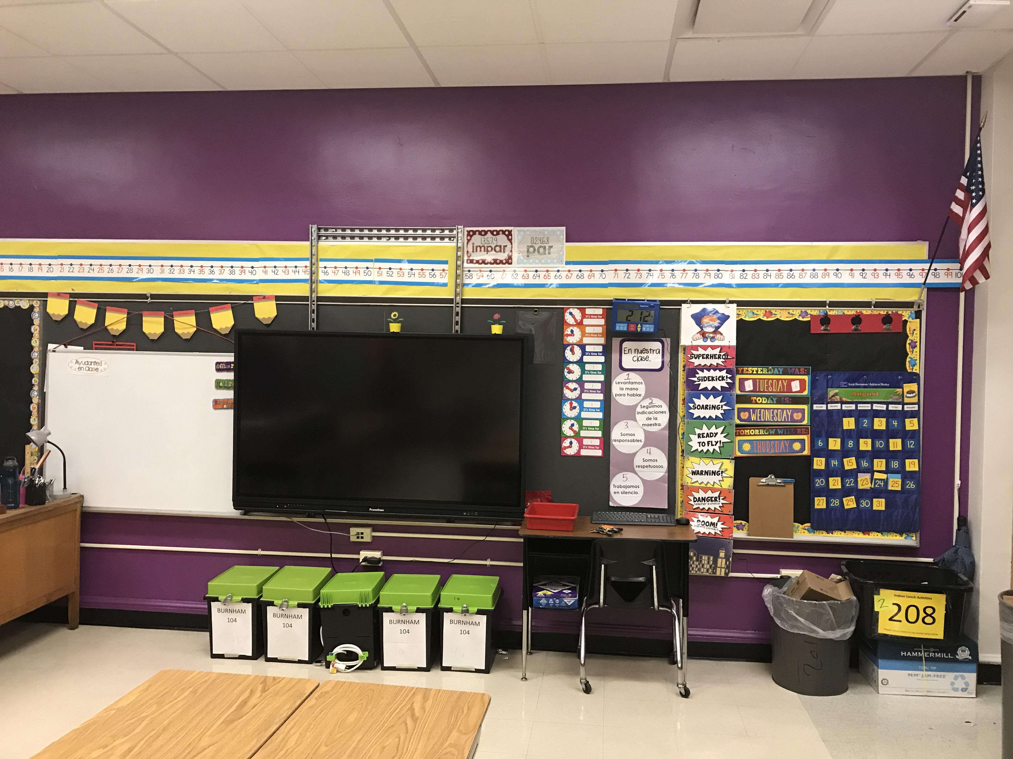 Classroom 8