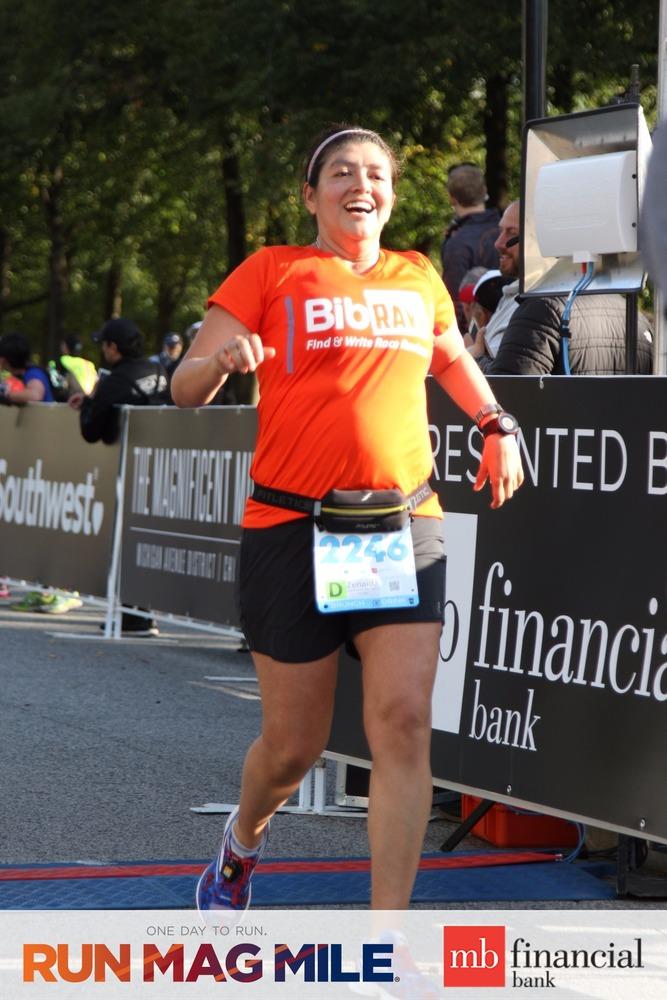 Run Mag Mile 18