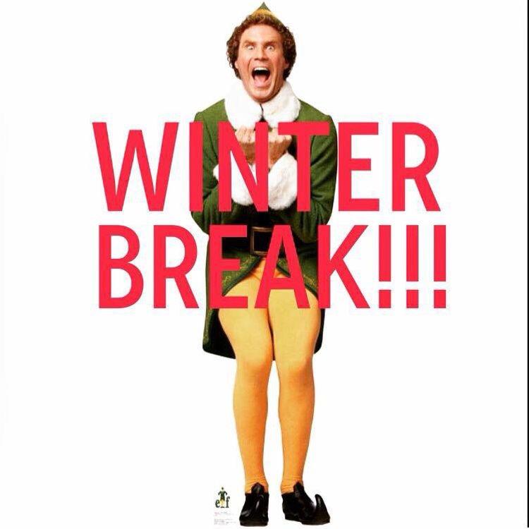 Winter Break Elf