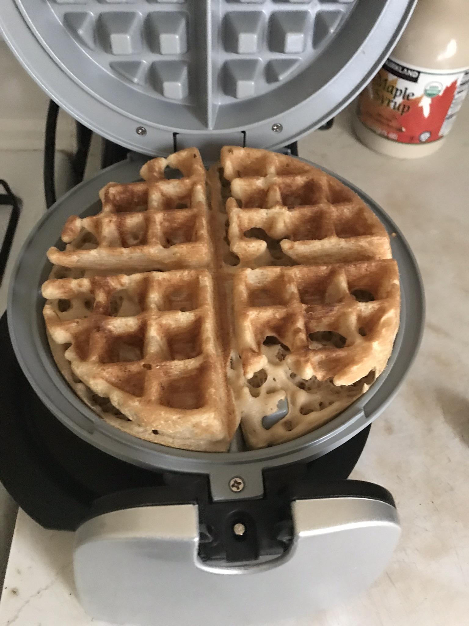Waffle Maker-3