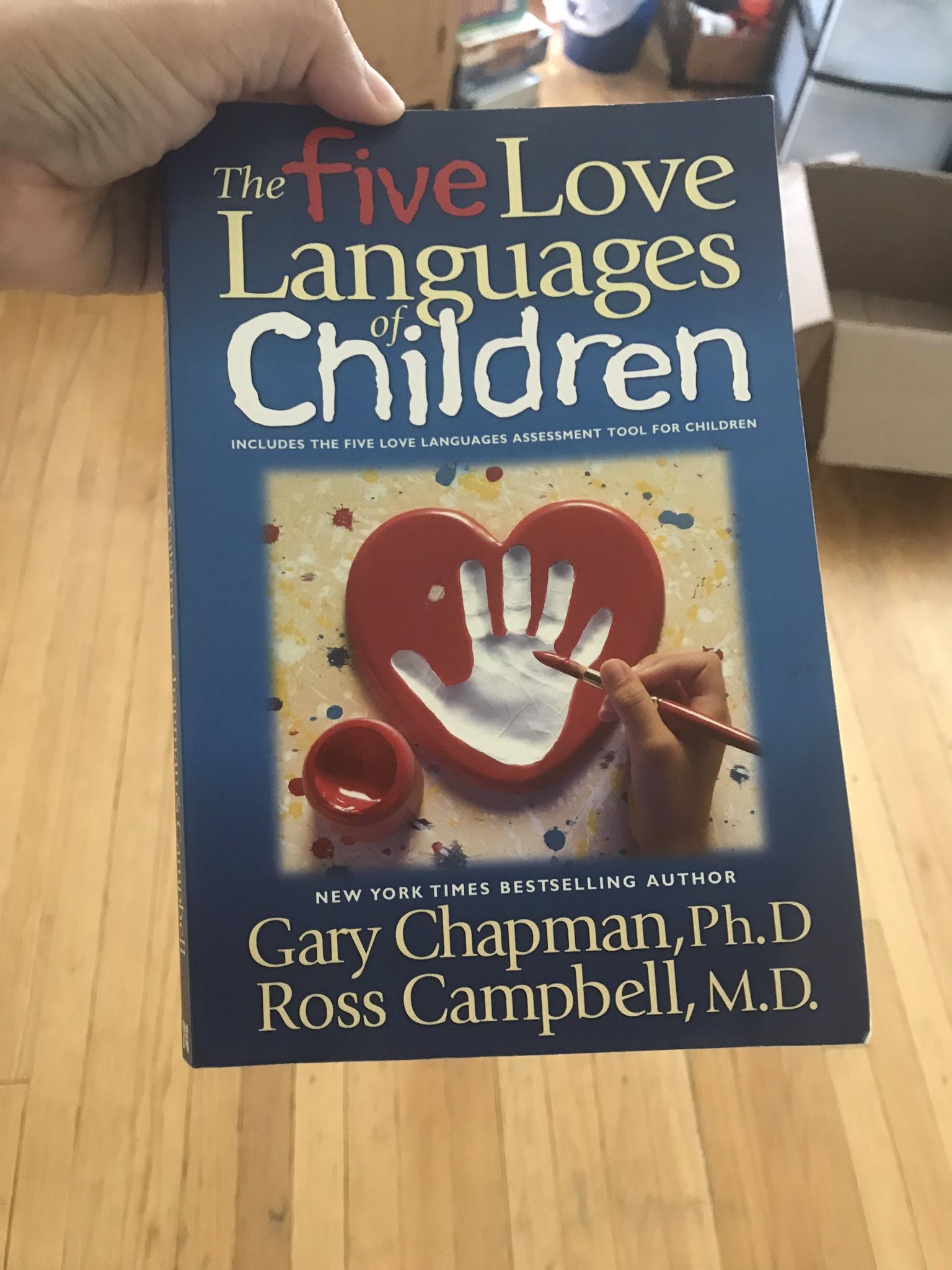 5 Love Languages of Children-1