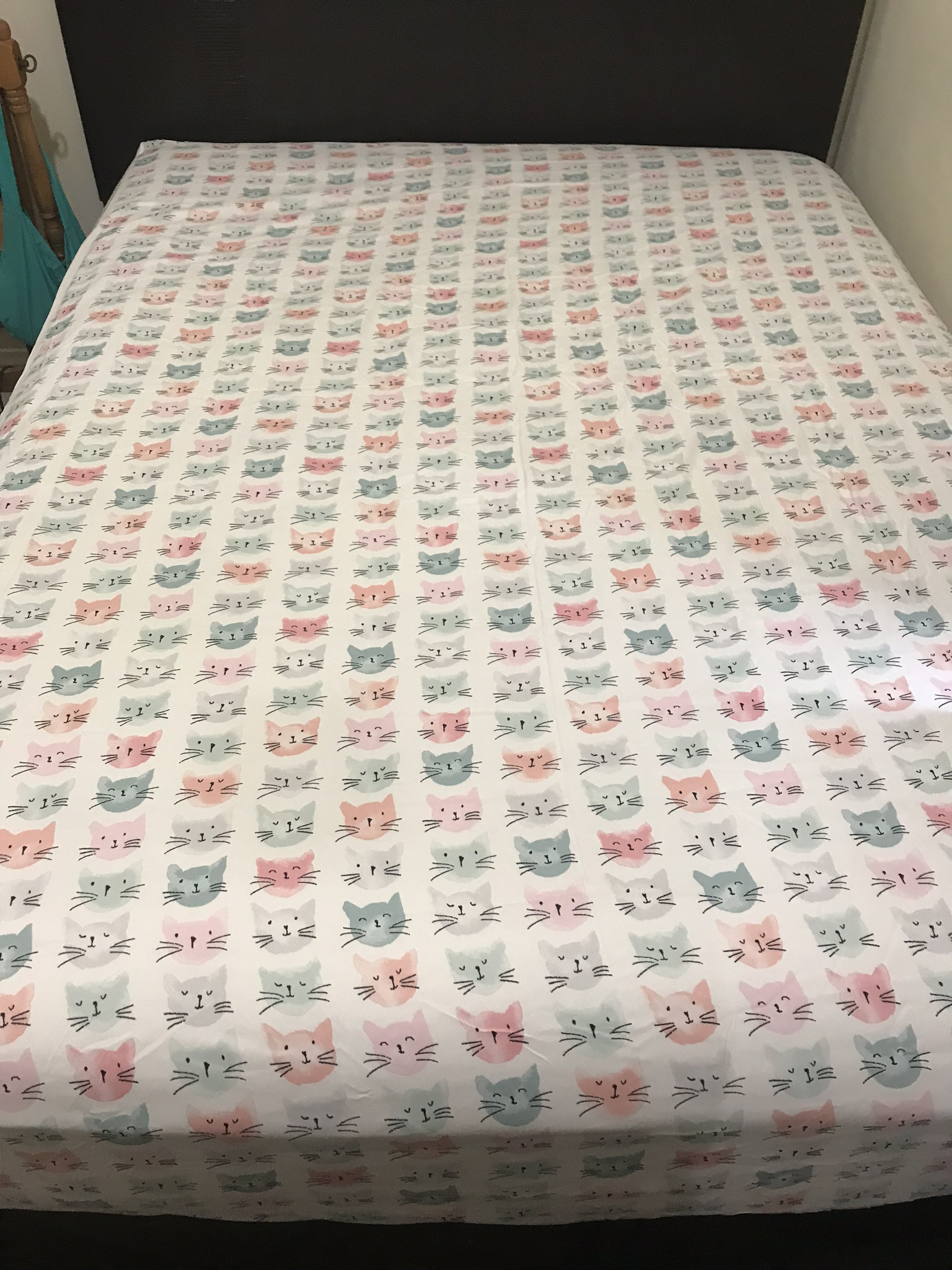 Bed Cat Sheets-1