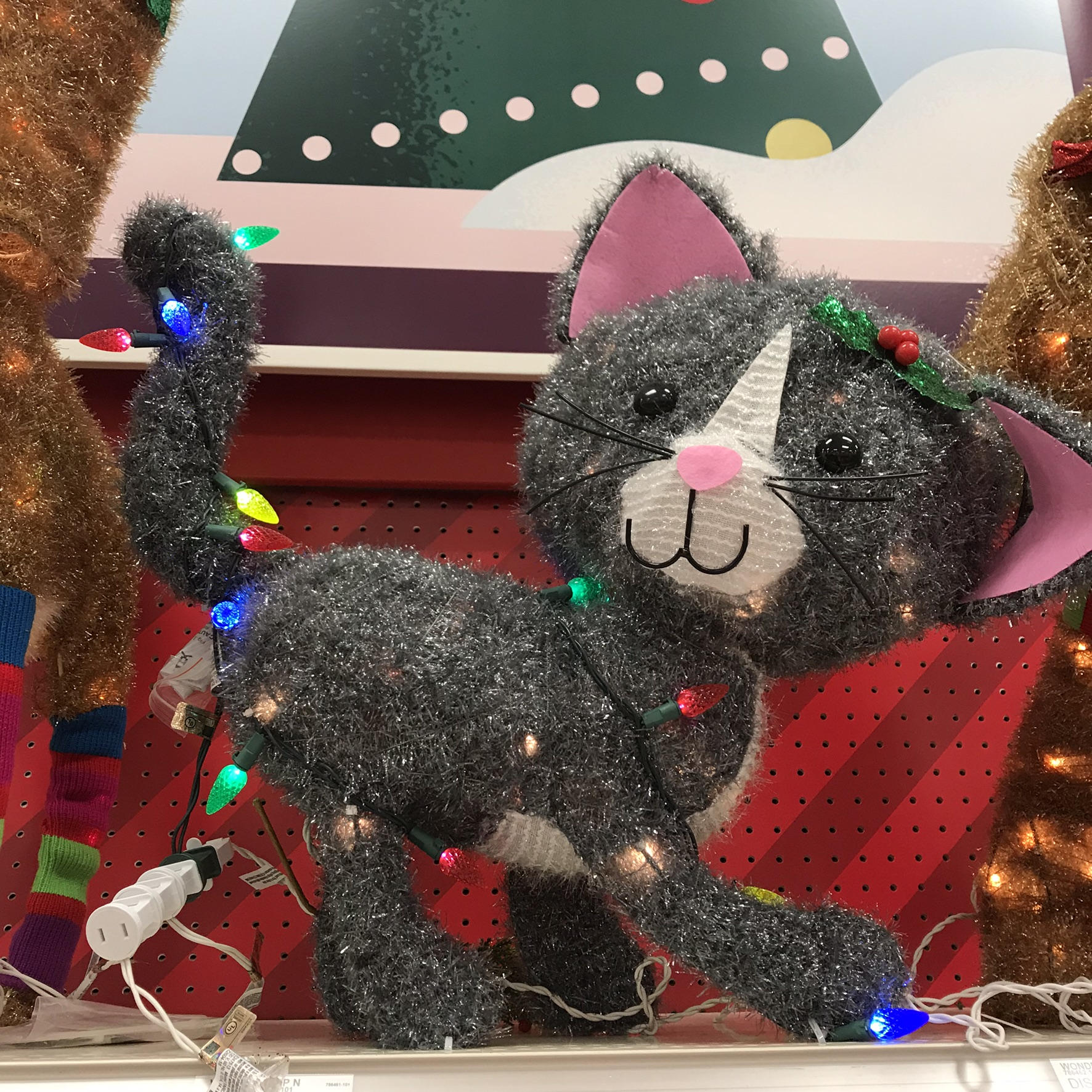 Cat with lights-1