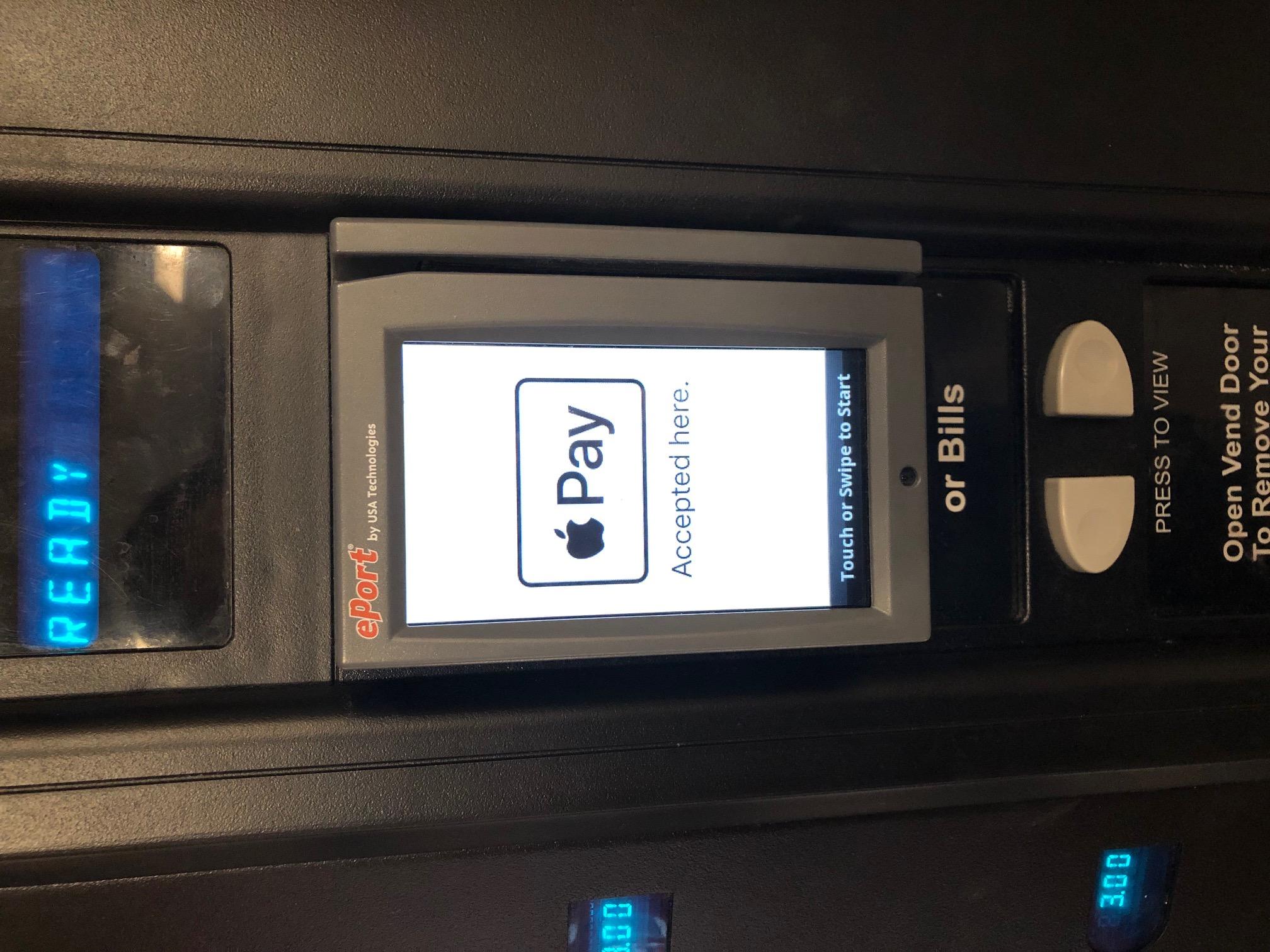 Vending Machine Payment-2