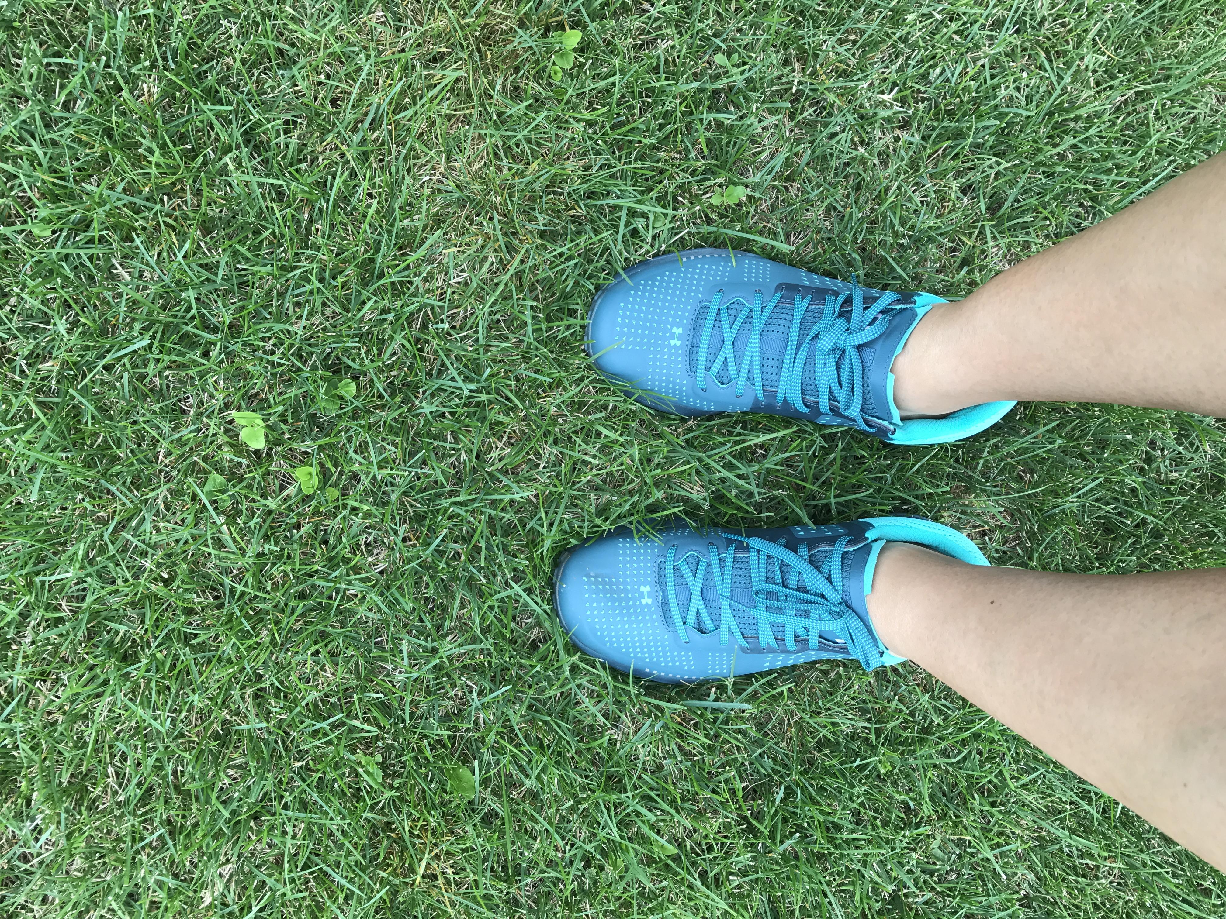 UA Horizon RTT Trail Shoes 4
