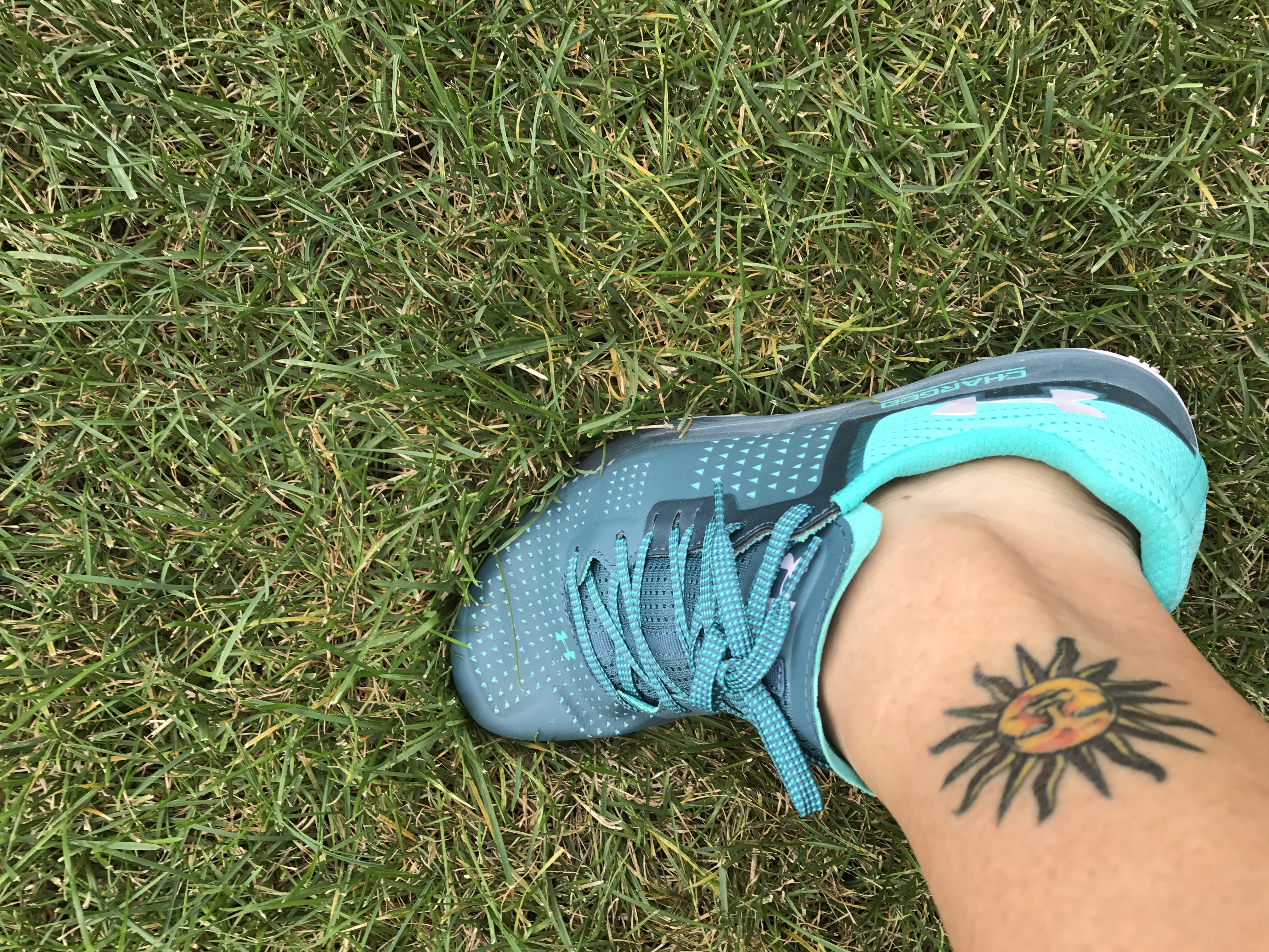 UA Horizon RTT Trail Shoes 5