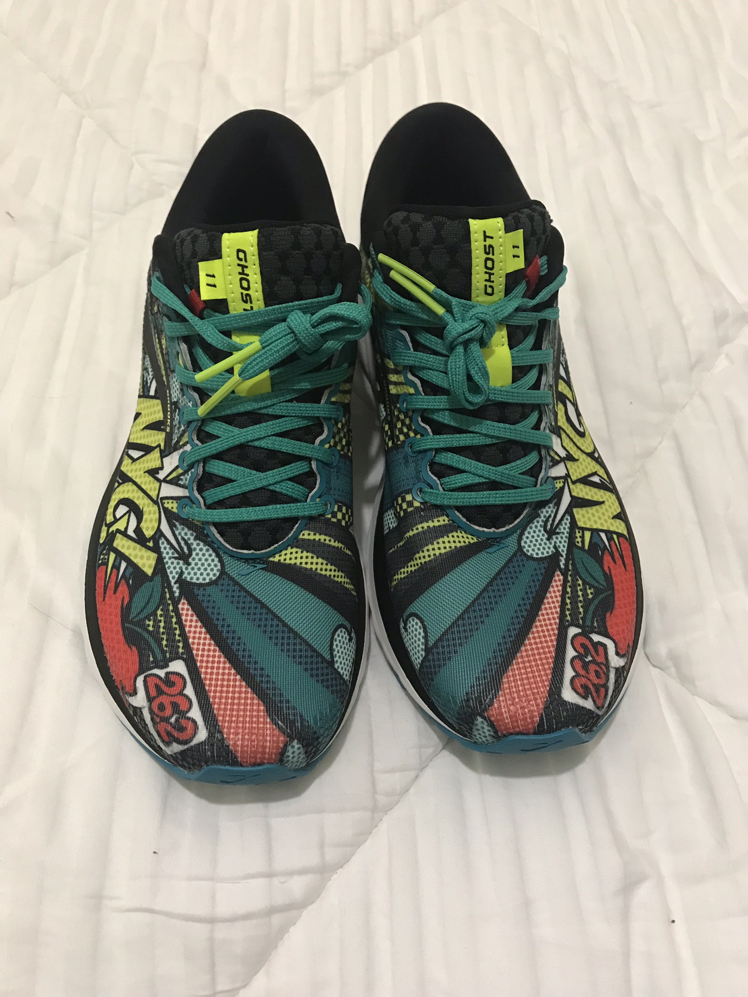 Brooks Shoes-2