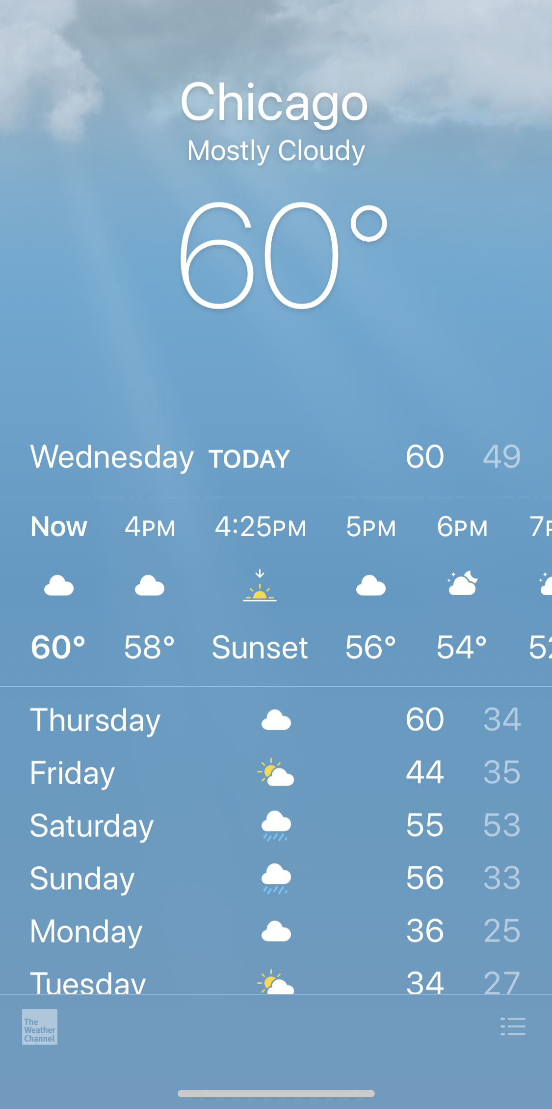 Chicago Weather-11