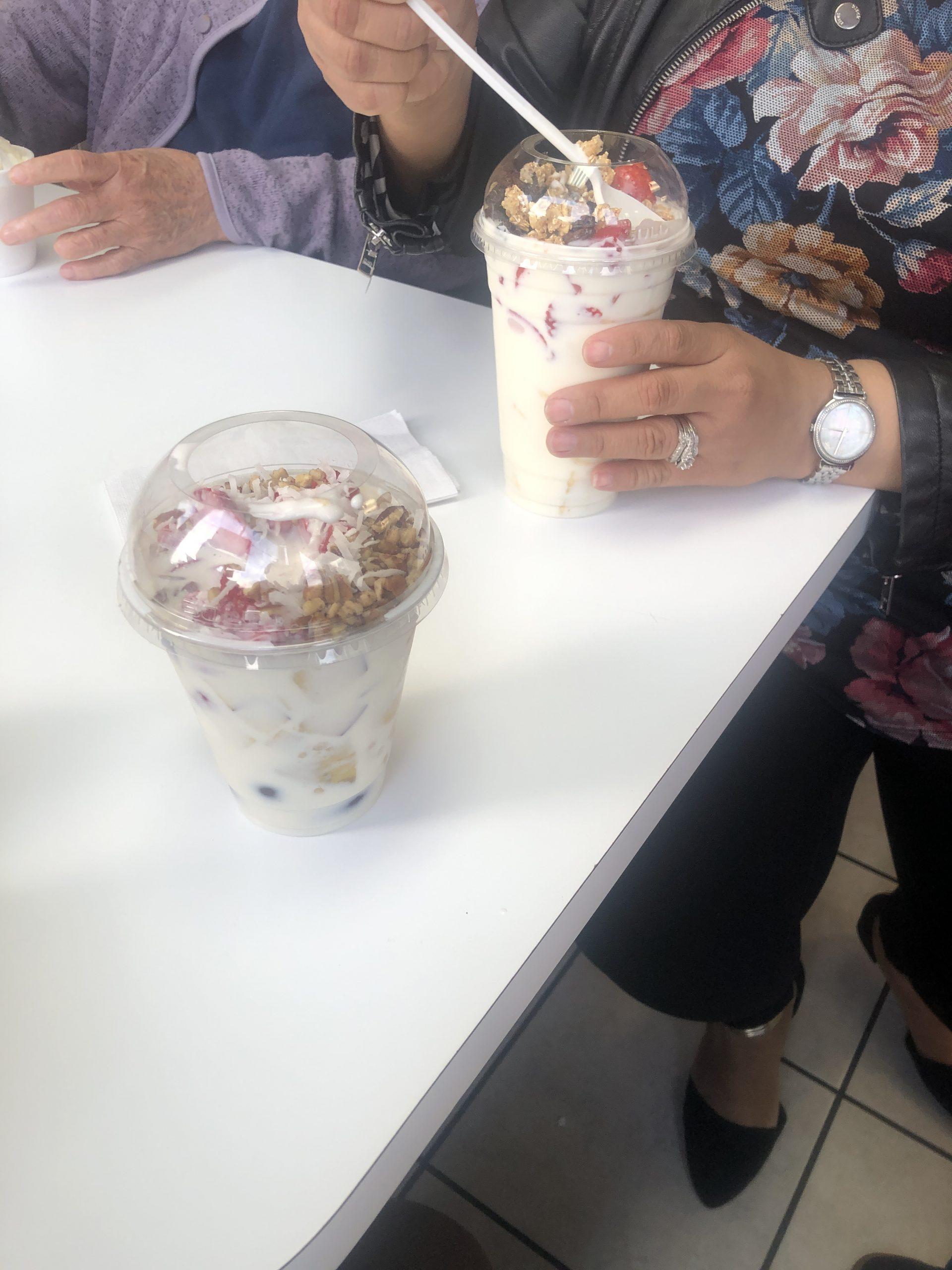 Mi Tierra and dessert-6