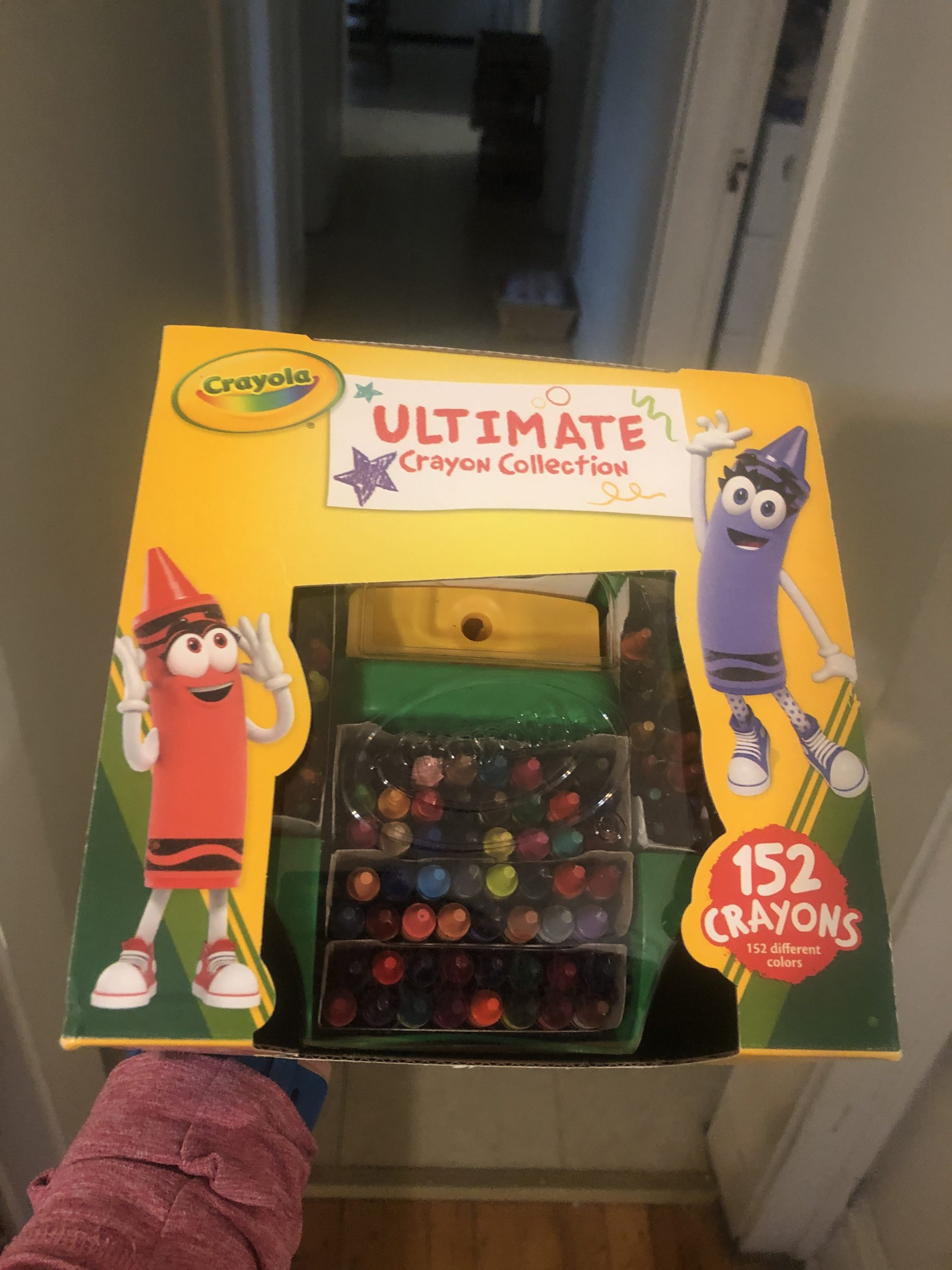 Ultimate crayon collection-1